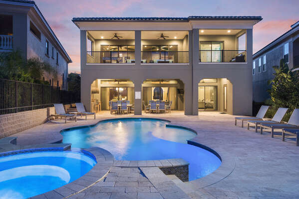 Discover all of the magic in this 6,103 sq ft Signature Estate