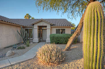 Our charming home in a well maintained neighborhood is the perfect retreat for couples and families.