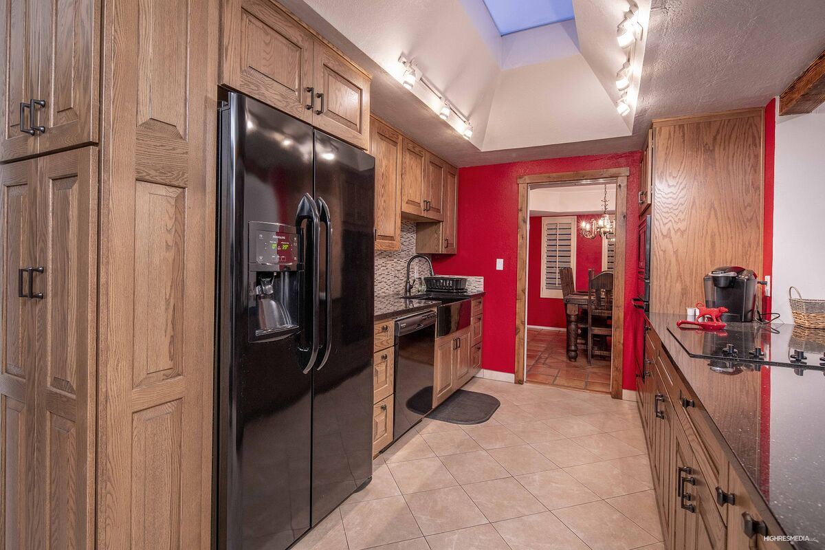 Kitchen is Perfect for Entertaining