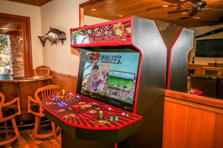 Arcade Games Galore!
