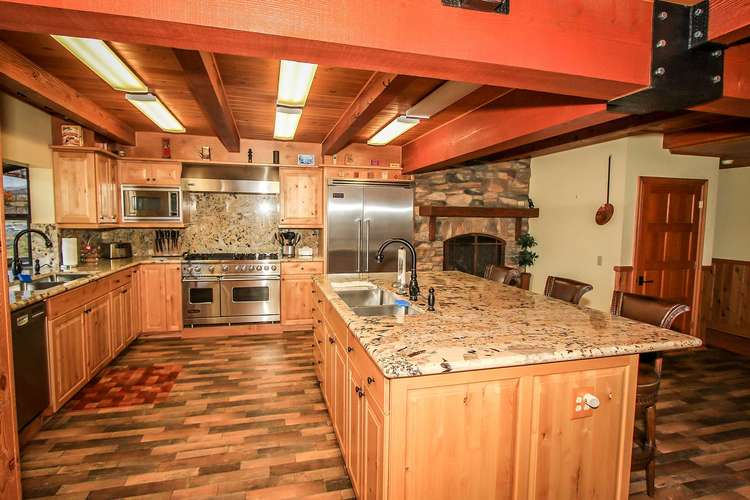 Fully Equipped Gourmet Kitchen- 2nd Main Level