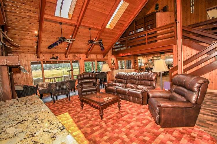 Main Level Living Room - 2nd Level