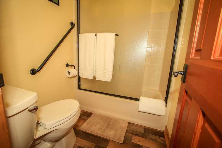 Shared 3rd Level Bathroom