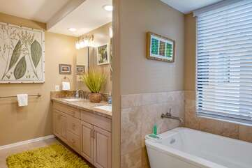 Completely updated Master Bathroom 1