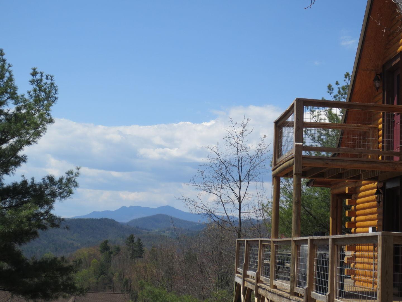 Stunning views surround this home!