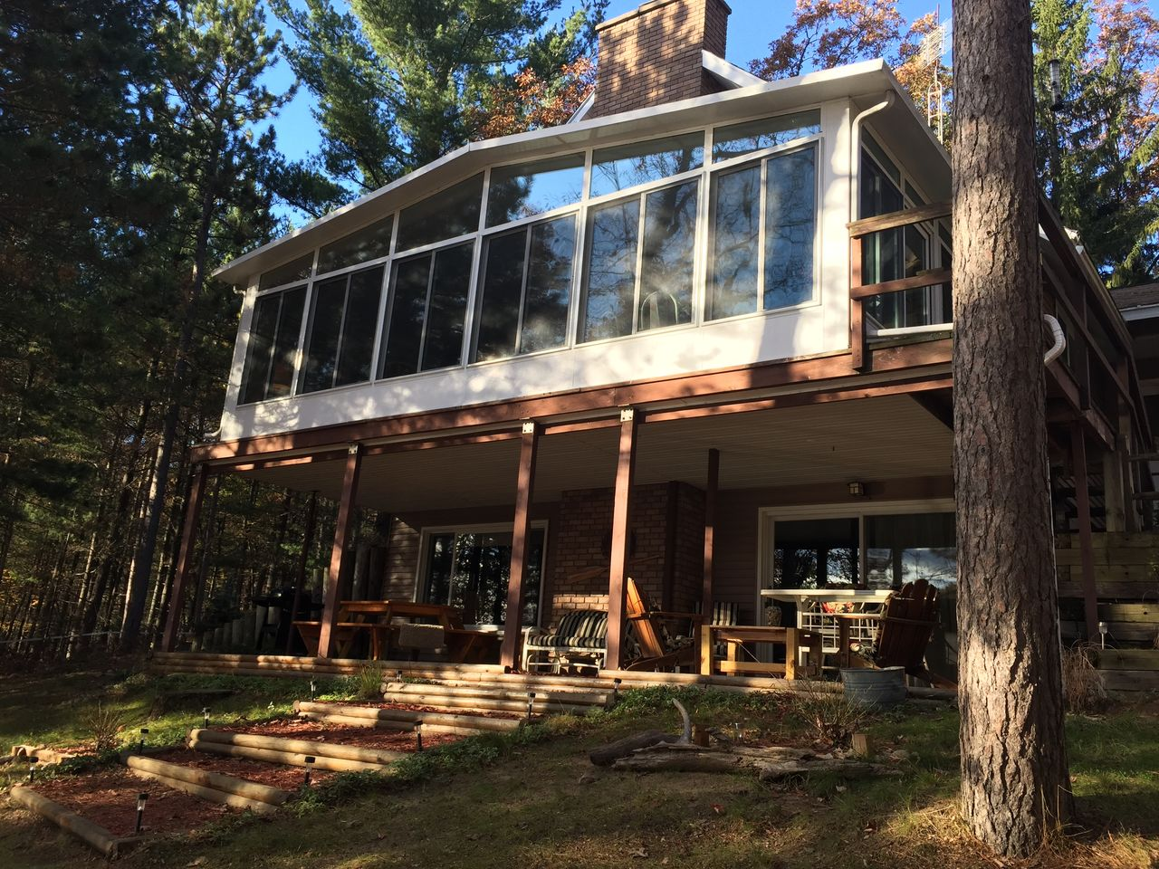 Abbott Lake House
