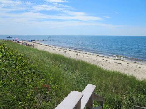 Easy access to the sandy beaches and warm waters of Nantucket Sound -  Chatham Cape Cod New England Vacation Rentals