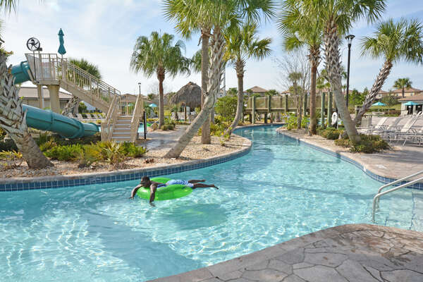 On-site facilities: Lazy river