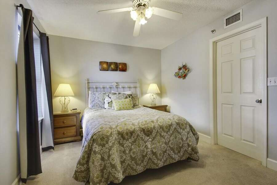 Guest Bedroom 2 with a Queen Size Bed
