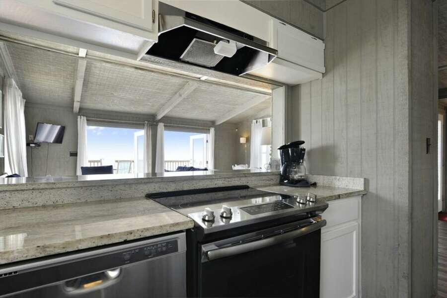 Kitchen featuring Full Size Appliances