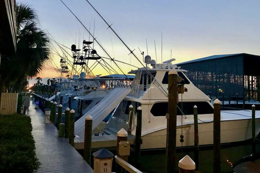 Orange Beach Marina at Fisher's Dockside