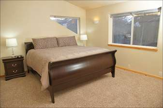Master Bedroom 3 has a King Bed and its own apartment suite