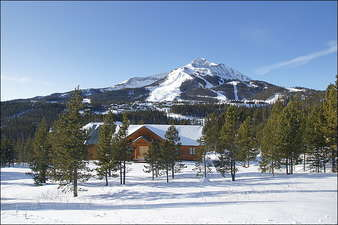 The Property with Lone Peak Looming above!