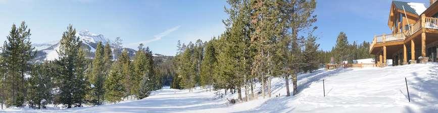 The Property, the Ski Access trail, & the Ski Area