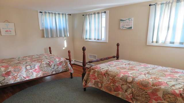 another view-4th bedroom - 2nd floor- 2 Twins-160 Long Pond Drive Harwich Cape Cod - New England Vacation Rentals