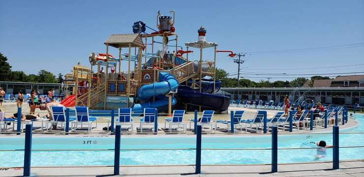 Under 2 miles to the Cape Cod Inflatable water park! Yarmouth Cape Cod - New England Vacation Rentals