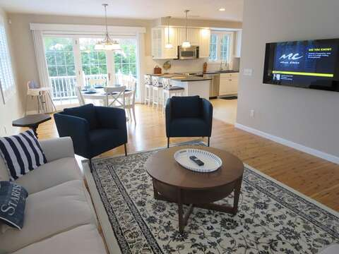 Flat screen TV and WiFi - 9 Wilfin Road South Yarmouth Cape Cod - New England Vacation Rentals