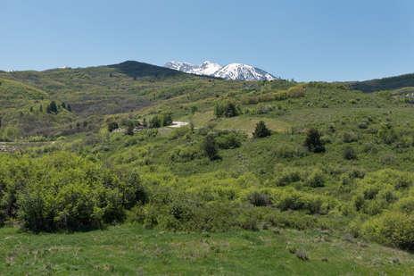 Mountain View of Snowbasin