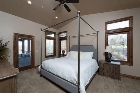 2nd Master Bedroom Main Level with Ensuite Bath room
