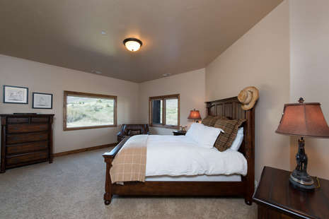 3rd master bedroom located on lower level