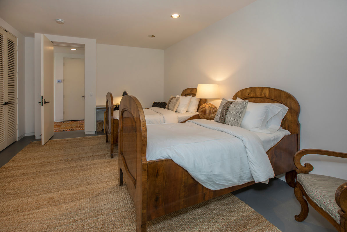 Downstairs Bedroom #3 (also has en-Suite Bathroom)