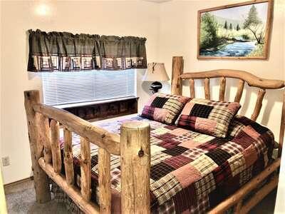 Martin's Getaway Bedroom 1