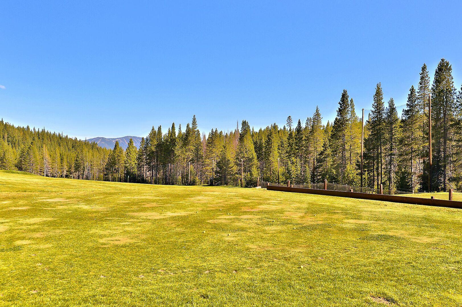 Trout Creek Rec Center Golf Driving Range