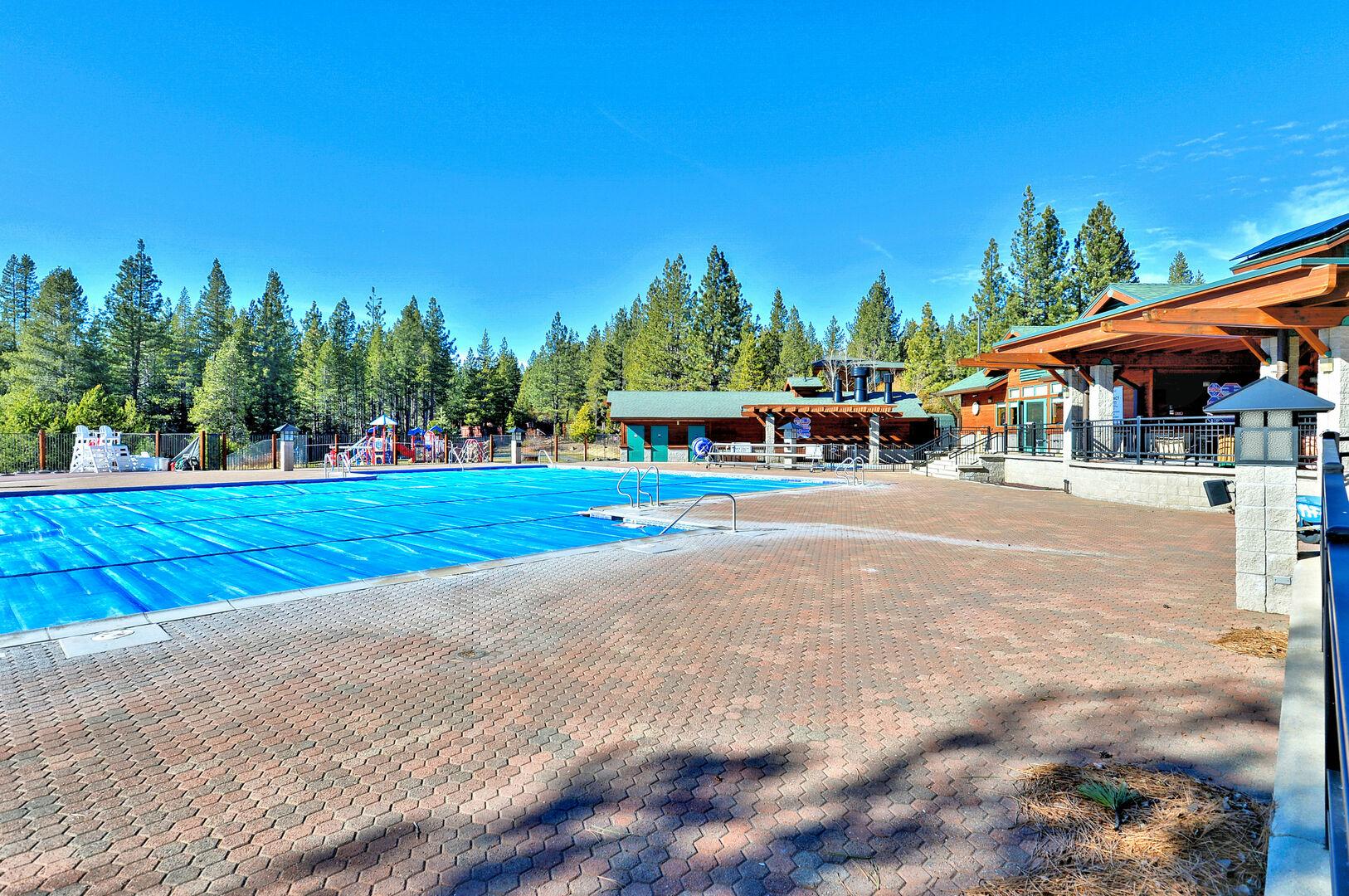 Trout Creek Rec Center Swimming Pool