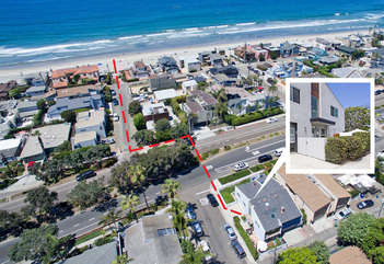 Beach Access in walking distance