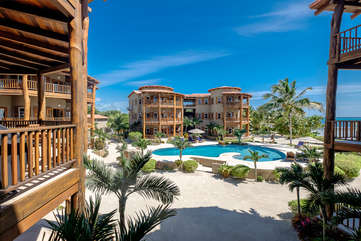 Indigo Belize property
