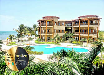 Indigo Beach Home is Gold Standard Certified by the Belize Tourism Board