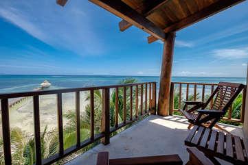 Indigo Belize 1C - Beach Front View 3rd Floor