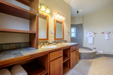 Indigo Belize 4B Master Bathroom