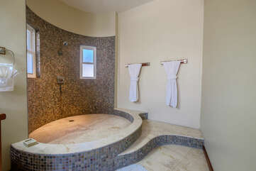 Indigo Belize 4A Master Bathroom