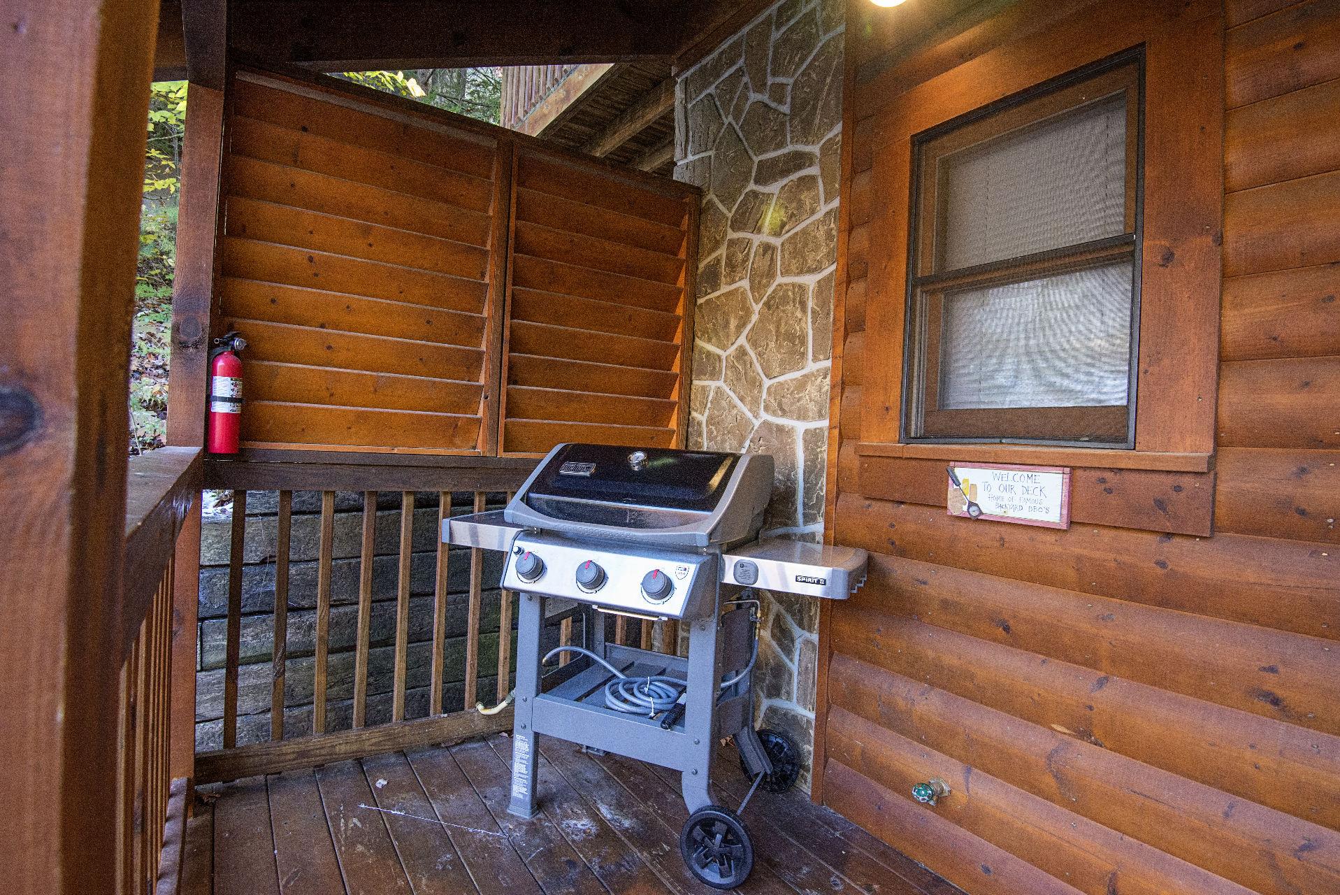 ER226 - Locker's Mountain Hideaway