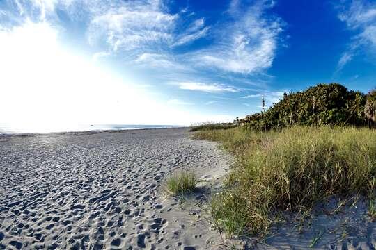 Enjoy miles of white sand beaches.