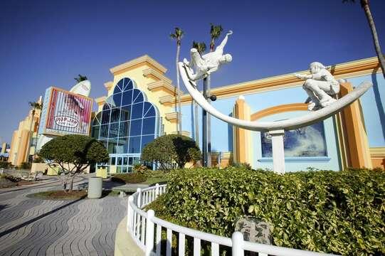 Famous Ron Jons Surf shop