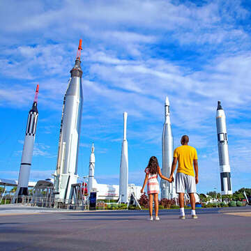 Explore the amazing Kennedy Space Center in Cape Canaveral