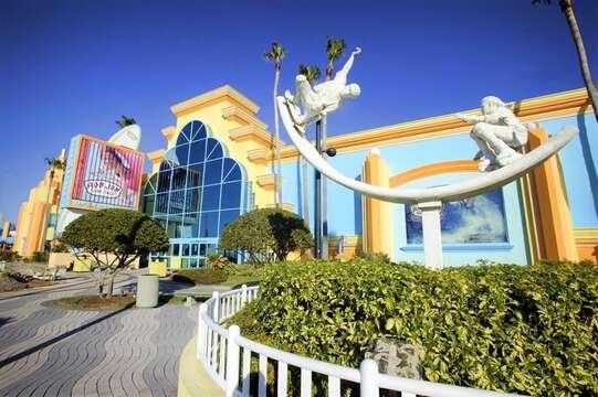 The famous Ron Jon's Surf Shop