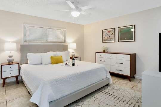 New master bedroom set.