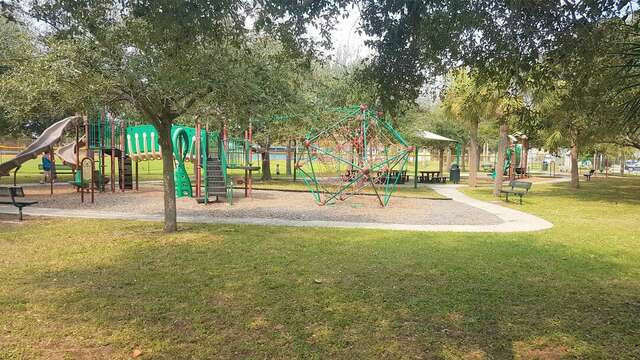 A short 200 yard stroll with the little ones is Cape Canaveral's playground