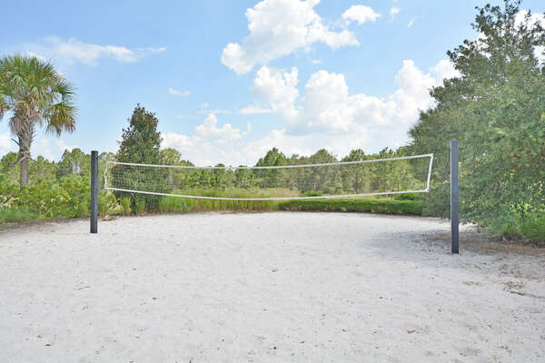 On-site facilities:- Beach volleyball court