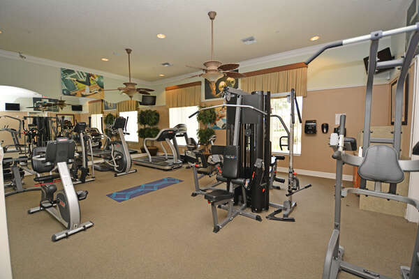 On-site facilities:- Fitness center