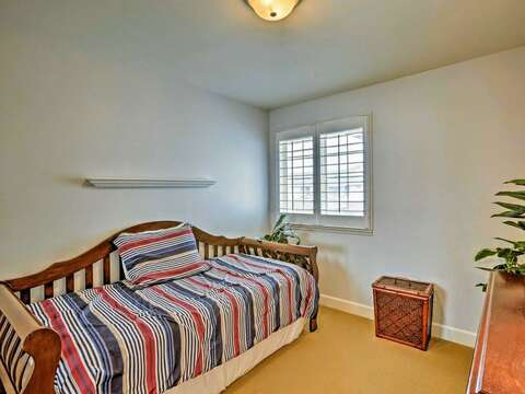 Third Bedroom with Twin Bed and Twin Trundle