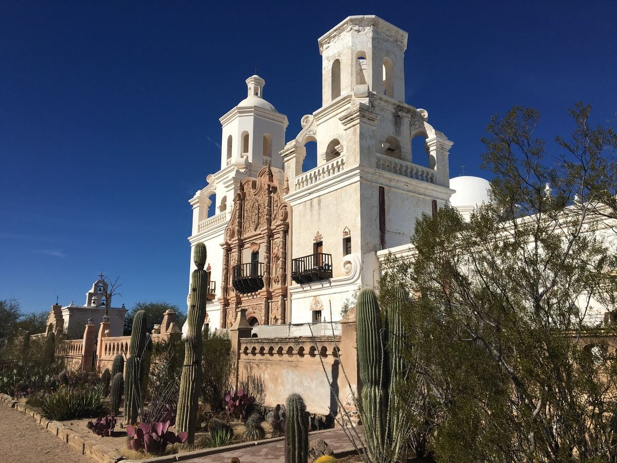 Take in the unique history and culture of the southwest