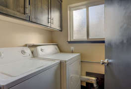 Laundry room- downstairs