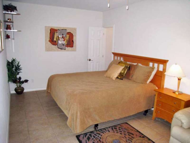 2nd Bedroom; King Size Bed