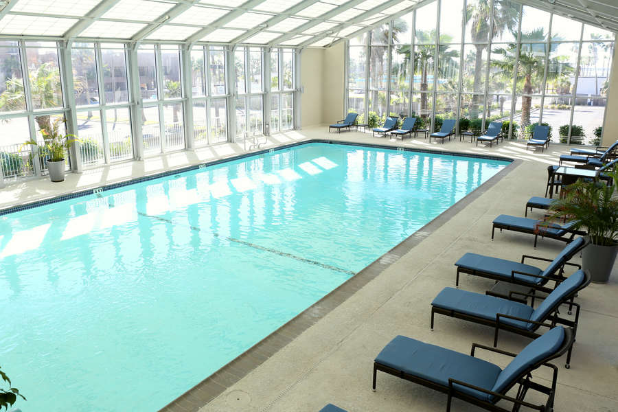 Franke Plaza Indoor Pool (Accessible for Breakers Guests)