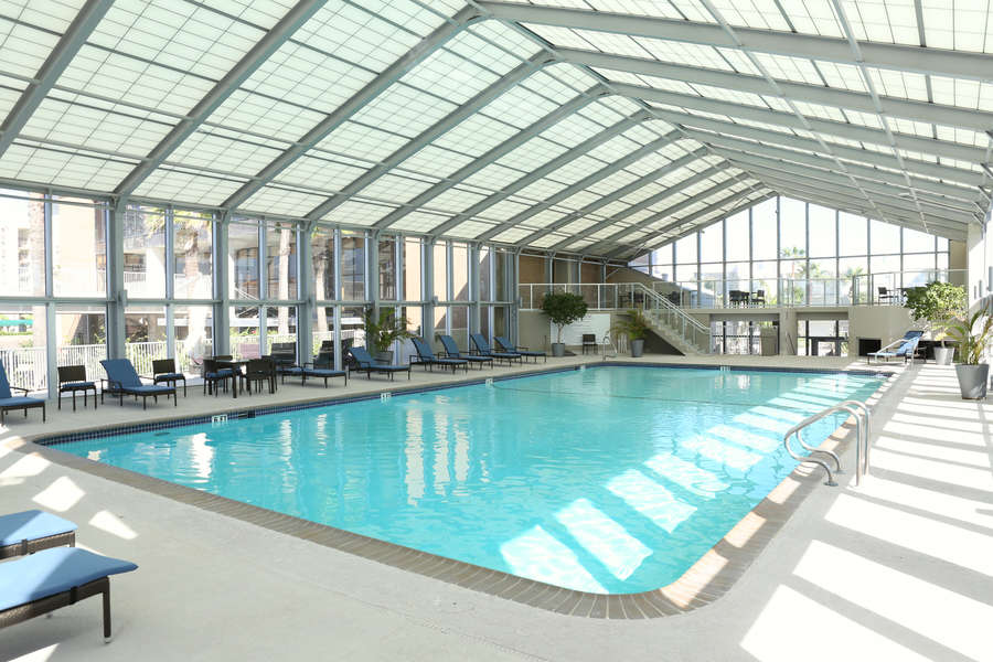 Franke Plaza Heated Indoor Pool