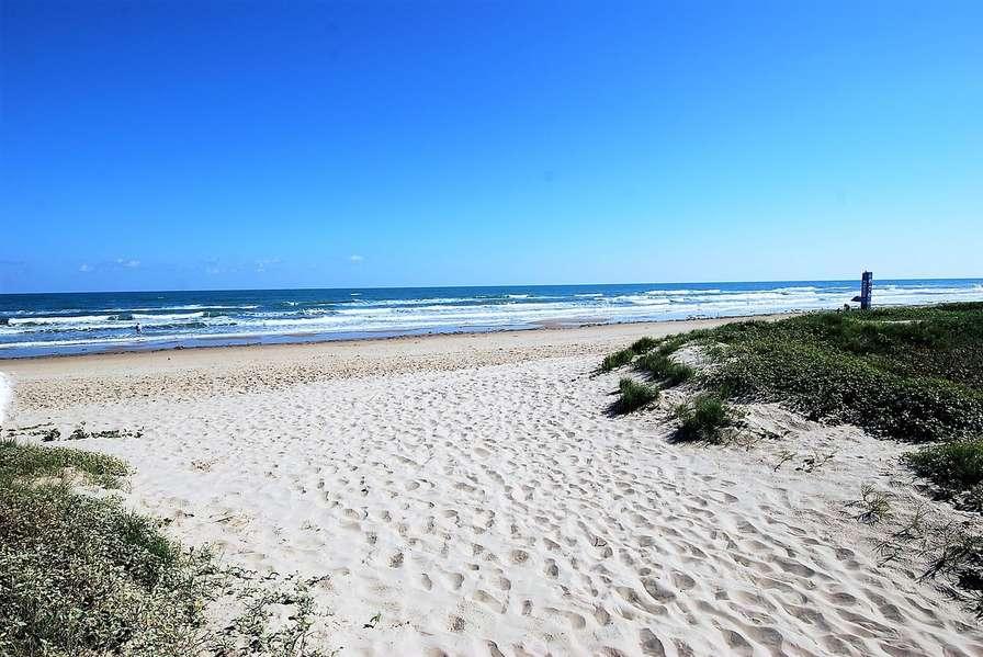 Beach & Gulf of Mexico